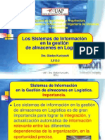 LOS SISTEMAS DE INFORMACION EN LA GESTION DE ALMACENES 9.ppt