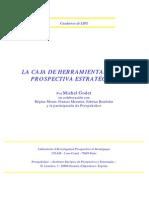 LA CAJA DE HERRAMIENTAS DE LA prospectiva Michell  Godet (1).pdf