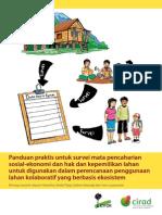 Pedoman Survey Sosial Ekonomi