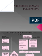 HR Demand Forecasting