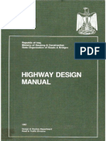 Highway Design Manual iraq