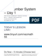 Lesson #17 - Dividing Fractions by Whole Numbers
