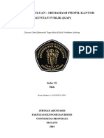Kasus Pendahuluan prak audit memahami profil