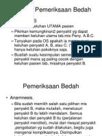 Panum Dr. Sutanto Bedah