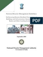 NDMA Guidelines September 2010