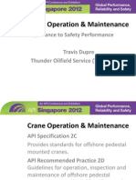 Dupre_Travis Crane Operation and Maintenance