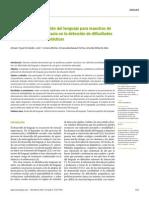 2011 Ygual et al Protocolo de observación del lenguaje para maestros de educación infantil. Eficacia en la detección de dificultades semánticas y morfosintácticas.pdf