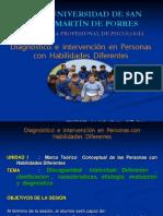 Clase 3 - Discapacidad Intelectual.ppt