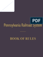 Pennsylvania Railroad System