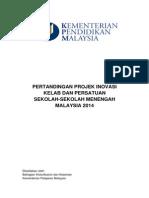 1. Peraturan Dan Syarat Pertandingan Projek Inovasi Kelab Dan Persatuan
