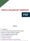 Indian Childhood Cirrhosis