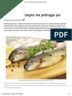 Sekretny przepis na pstrąga po łemkowsku - FACET w INTERIA.pdf