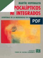 Hopenhayn - el debate postmoderno.pdf