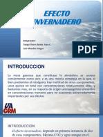 EFECTO INVERNADERO 1.pptx