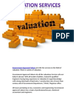 Government Approved Valuation Services