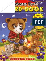 Childs First Book of Words by Rh Value Publishing