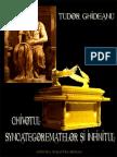 Chivotul syncategorematelor şi infinitul - Tudor Ghideanu