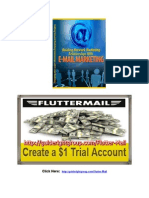 Building Network Marketing Relationships With E Mail Marketing