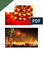 Diwali Celebration Photos - Print