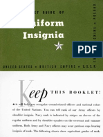 1943 Uniform Insignia
