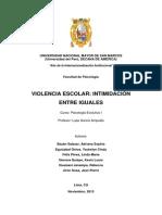 Violencia escolar - Intimidación entre iguales.docx