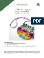 Rainbow Treasury Purse