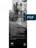 Stronghold Manual user guide