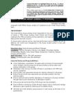Job Advert - Credit Officer Group Lending