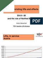 SNEL TUV Austria - A. MARSCHALL presentation.PPS