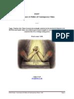 China and maritime disputes.pdf