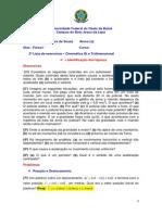 2ª Lista - Cinemática Bi e Tridimensional.pdf