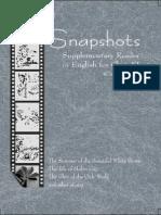 Txt.01 - Std'11 - English - Supplementary Reader