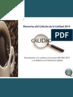 Cafecito de la Calidad Memorias 2014.pdf