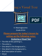 2013-2014 guernica visual text