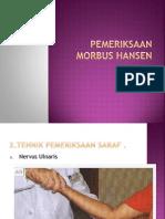Pemeriksaan Morbus Hansen