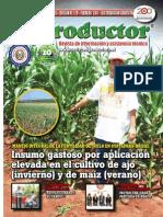 EL PRODUCTOR REVISTA - AÑO 11 - 129 - FEBRERO 2011 - PARAGUAY - PORTALGUARANI
