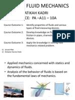 Chapter 1 Fluid Properties2013