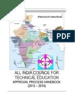 Approval Process Handbook 2013-2014