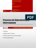 SAP - Processo de Subcontratação Intercompany.ppsx