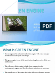 Green Engine Ppt