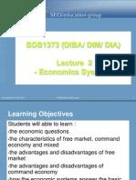 02 Micro Lecture 2- Economics System (1)