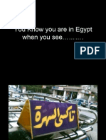 Only in Egypt..