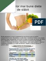 Topul celor mai bune diete de slăbit 2.ppt