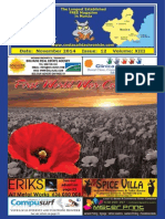 Costa Cálida Chronicle November 2014