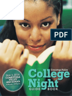 Conestoga Valley College Night Guide Book