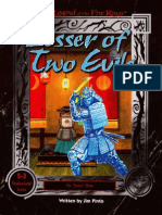 L5R - Adventure - Lesser of Two Evils.pdf