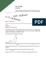 Dot and Cross vektor