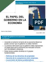 LOS GOBIERNOS EN LA ECONOMIA.ppt
