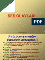 SES_OLAYLARI