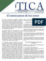 Revista Botica número 3